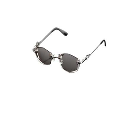 益眼康-1.60防蓝光钻石切边眼镜
