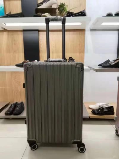 袋鼠矿金色色 行李箱 24寸