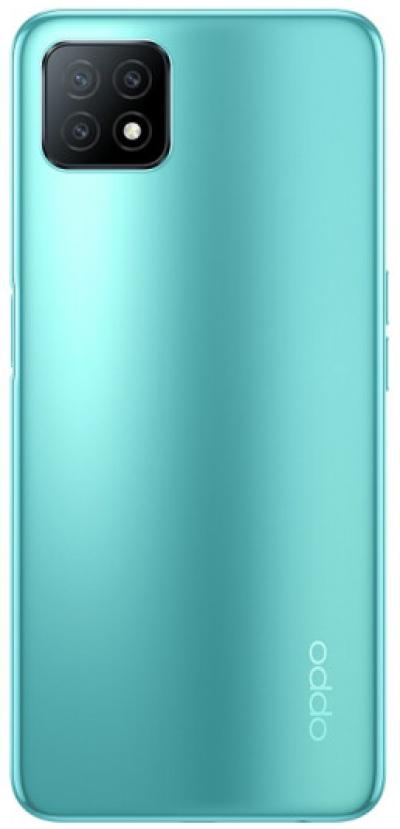 OPPO A53 双模5G 轻薄时尚外观 90Hz超清护眼屏 AI智能三摄 全面屏拍照视频游戏手机