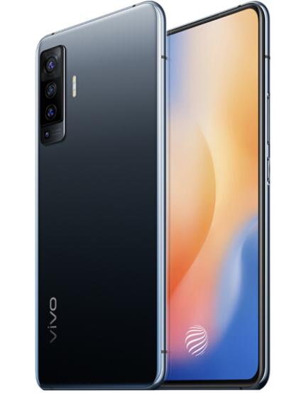 vivo X50 5G手机 8+128GB 超感光夜摄 后置4800W像素 90Hz超薄柔性屏 双模5G全网通手