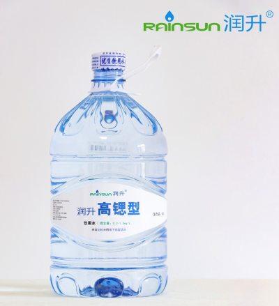 润升一次性高锶桶装水10L