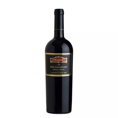 智利伊拉苏马克西米诺红葡萄酒750ml