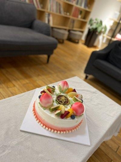 生日蛋糕 14寸