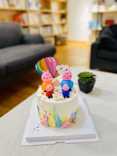 生日蛋糕 6寸