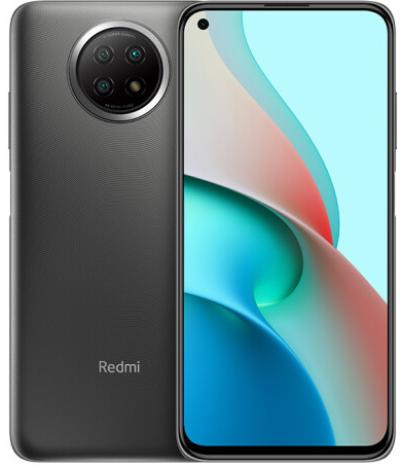 Redmi Note 9 5G 天玑800U 18W快充 4800万超清三摄 游戏智能手机