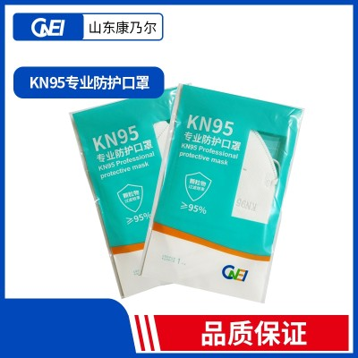 KN95专业防护口罩(独立装)