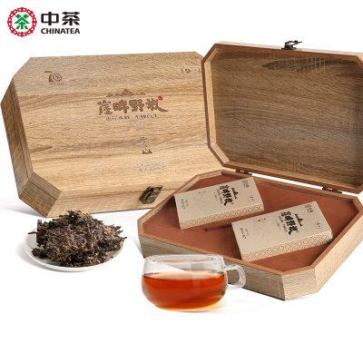 【第二件半价】崖畔野放·茯砖茶