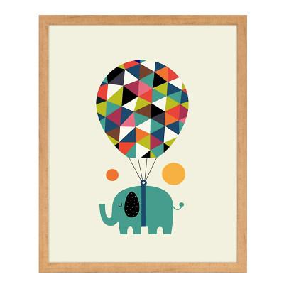 装饰儿童画气球大象5-1钜惠购 满340元立减108.89元,使用融汇通支付再立减100元