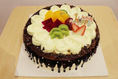 【韵味达】生日蛋糕 梦幻奇缘 8寸