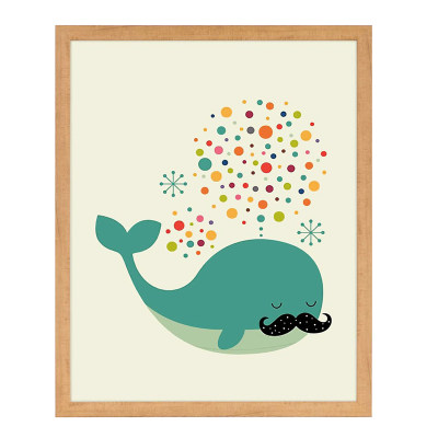 装饰儿童画鲸鱼5-2 钜惠购 满340元立减108.89元,使用融汇通支付再立减100元