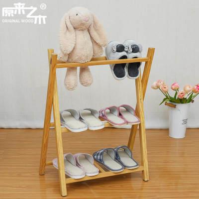 鞋架置物架子多层简易防尘家用经济型门口鞋柜宿舍收纳神器省空间