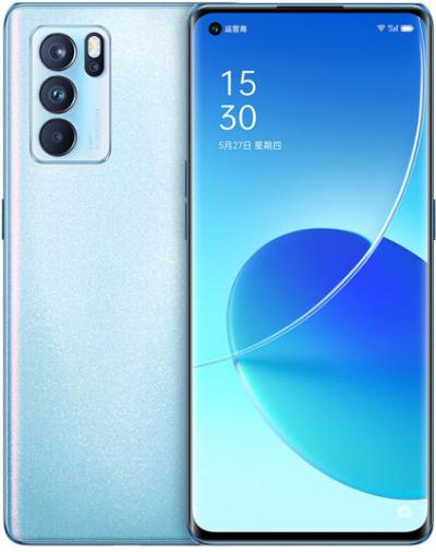 OPPO Reno6pro 5G智能手机 oppo游戏手机ren6pro 官方标配
