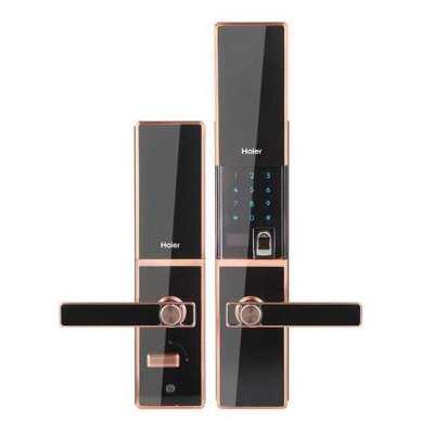 haier海尔指纹锁U1S 免费上门安装,全国联保