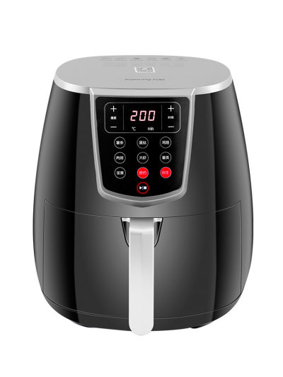九阳(Joyoung)空气炸锅 智能家用全自动煎炸锅 易清洗预约 4L大容量无油低脂电炸锅薯条机
