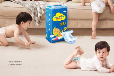 凯儿得乐 丝柔婴儿纸尿裤