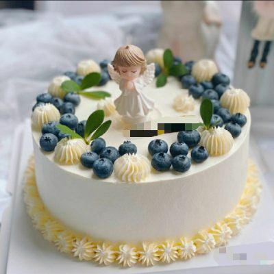 【韵味达】10寸私家蛋糕(只限博兴区域)