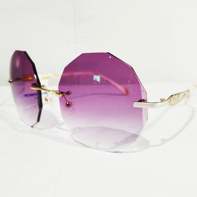 益眼康-钻石切边太阳镜