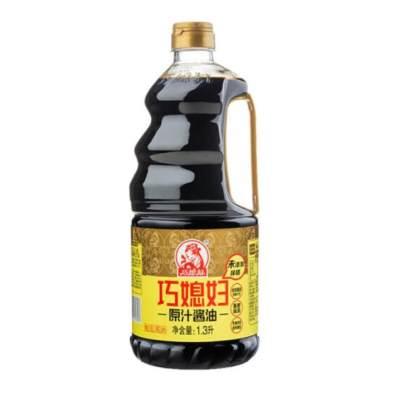 巧媳妇原汁酱油1.3L