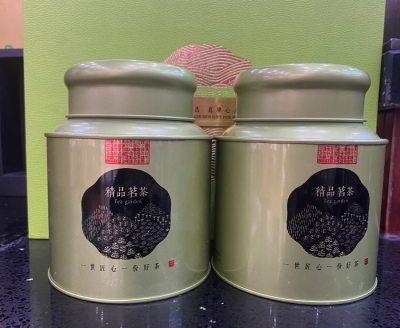 日照绿茶-天时礼盒精装250g