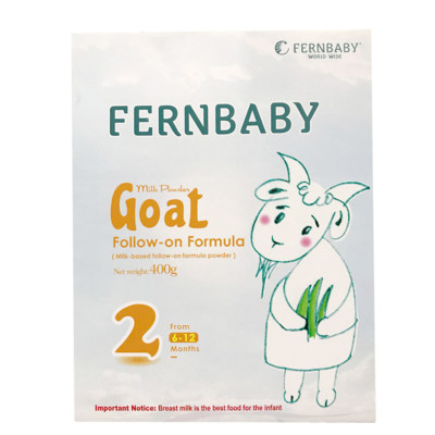 Fernbaby斐婴宝羊奶粉2段(6-12个月)