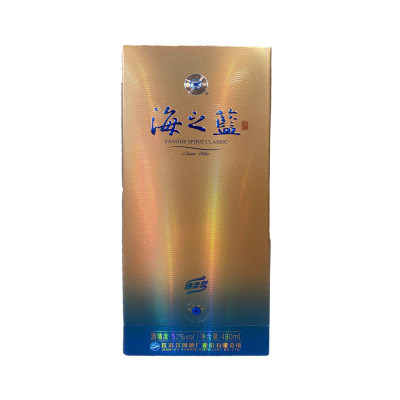 海之蓝绵软型480ml