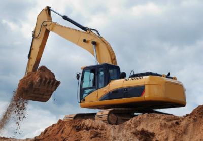 挖掘机60型至75型租赁(台班)制