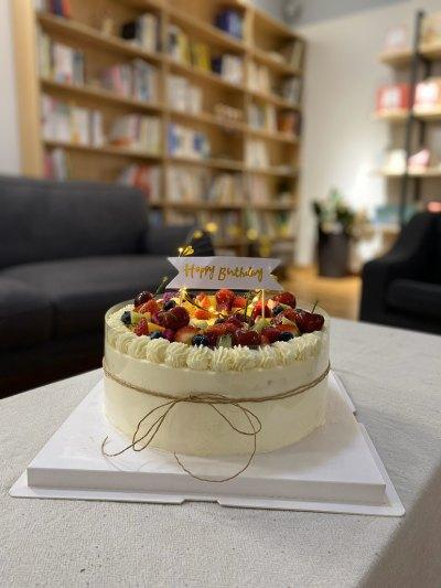 生日蛋糕 8寸