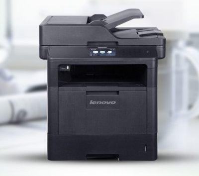 联想M8650DN 黑白激光高速打印机一体机 打印复印扫描自动双面 批量扫描复印 打印商务办公A4A5