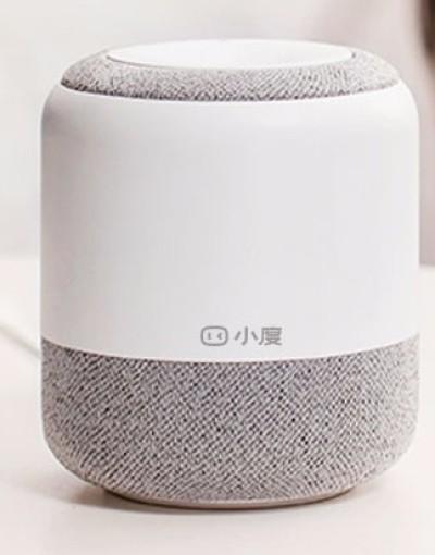 小度AI智能音箱 百度人工语音控制蓝牙音箱wifi网络电台小杜迷你音响闹钟低音炮 百度小度智能音箱