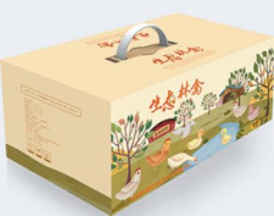 林禽礼盒 (内部结算)