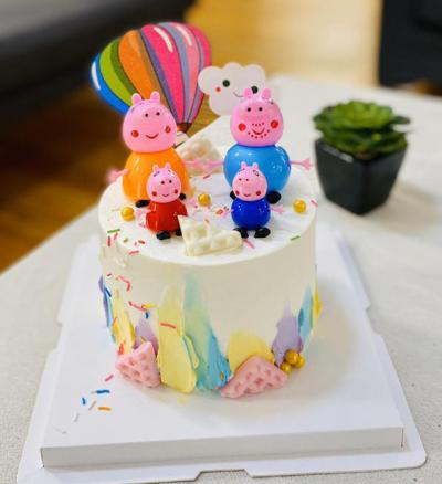 【韵味达】6寸生日蛋糕 (只限博兴区域)