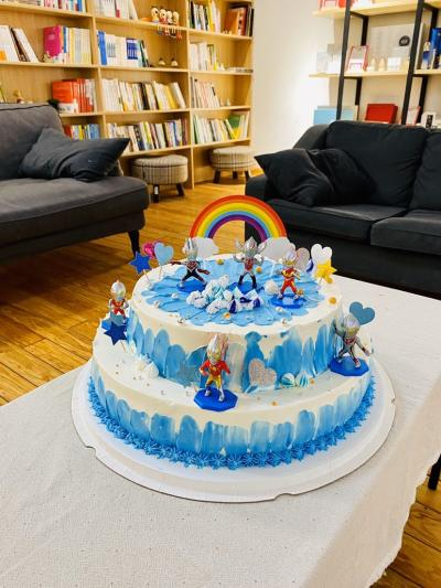 生日蛋糕 16寸双层