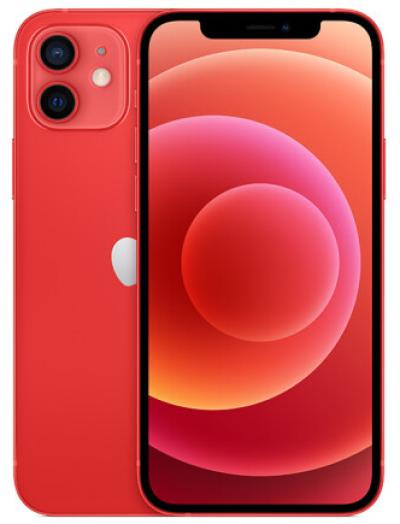 Apple iPhone 12 (A2404) 支持移动联通电信5G 双卡双待手机 简配