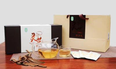 灵芝茶 (内部结算)