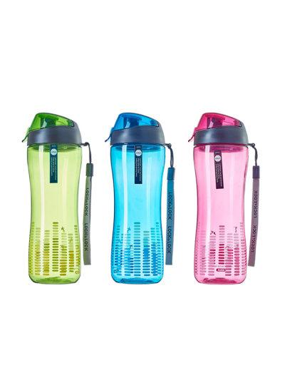 乐扣乐扣水杯塑料运动水壶创意杯子便携lock学生户外随手杯茶杯