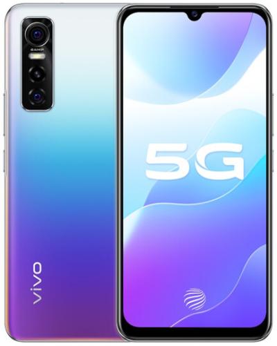 vivo S7e 5G手机 8GB+128GB 前置3200万AI智慧美颜 后置6400万超高清主摄 双模5G全网