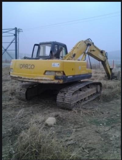 挖掘机120型至175型租赁(台班)制