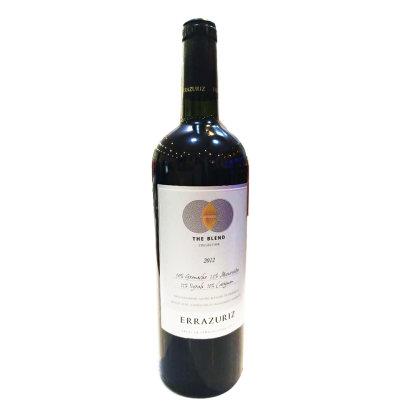 智利伊拉苏混酿收藏红葡萄酒750ml