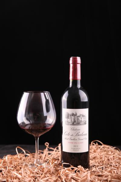法国拉曼酒庄干红葡萄酒(控股烘焙坊仓)