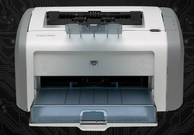 惠普(HP)LaserJet 1020 Plus A4黑白激光打印机 推荐新品NS1020