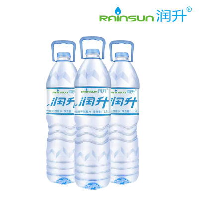 润升1.5L天然泉水(12×1.5L/包)