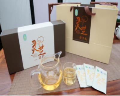 灵芝茶(控股烘焙坊仓)