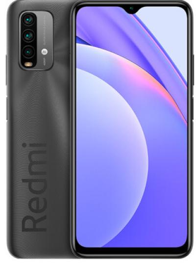 Redmi Note 9 4G 6000mAh大电池 骁龙662处理器 18W快充 游戏智能手机小米